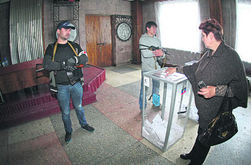 «Народный мэр» Славянска объяснил, что любой референдум проведет за 3 часа