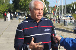 Ушел из жизни величайший украинский яхтсмен Валентин Манкин
