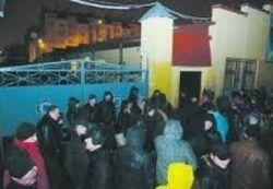 Во Львове начался пожар на складе с оружием
