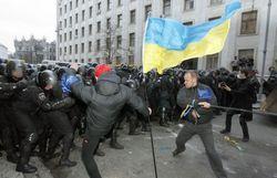 В МВД Украины признали нарушения Беркутом при разгоне «Евромайдана»