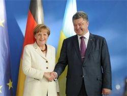 В Киеве канцлер Германии встретилась с мэрами городов