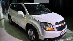 GM Uzbekistan представила в Ташкенте семейный минивэн Chevrolet Orlando