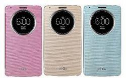 Перед презентацией LG G3 компания показала чехол QuickCircle