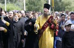 Почему крестный ход вызвал столь широкий резонанс в Украине