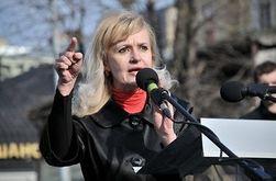 Фарион: Украина идет в ЕС, чтобы спасти их от деградации и аморальности