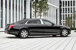 Бронированный Mercedes «Нафтогаз Украины» получит бесплатно от спонсоров