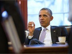 Обама обсудит крымский вопрос с лидерами стран Европы в понедельник