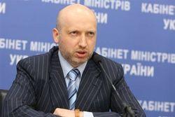 Турчинов дал приказ армии уничтожить террористов в Донбассе