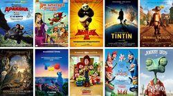 35 самых популярных мультфильмов в социальной сети ВКонтакте