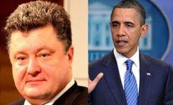 """В России утверждают, что Порошенко признался Обаме в атаке украинцев на """"Боинг"""""""