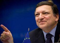 Баррозу: безвизовый режим объединит украинцев и европейцев