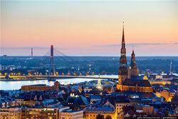 Дорогая недвижимость Латвии привлекает иностранцев