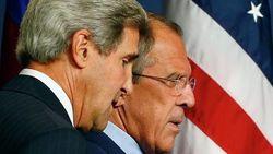 Переговоры Лаврова, Керри и Брахими в Женеве продолжаются  – надежда есть