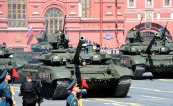 Парад в Москве как наглядная демонстрация кризиса в России – иноСМИ
