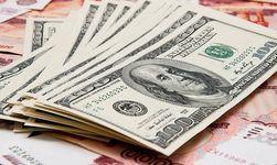 Курс доллара ослаб к фунту на 0,10% на Форекс после позитивных данных Великобритании