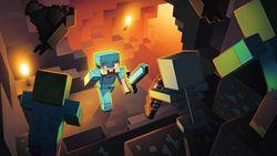 Minecraft от Mojang для PlayStation 4 выйдет сегодня