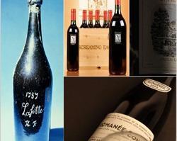 Бутылку вина продали на аукционе за 195 тысяч долларов
