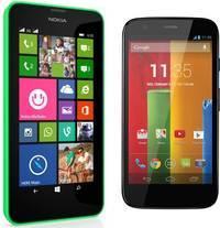 В сети появилась первая фотография LG Uni8 на базе Windows Phone 8.1