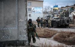 """В Снежном боевики напали на отделение  """"Укртелекома"""""""