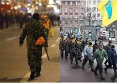 Самооборона Майдана увеличивается и выходит за баррикады