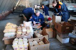 Россия предоставила гуманитарную помощь Донецку в обход МККК