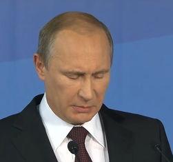 Путин предлагает изменить мировой порядок и узаконить агрессию