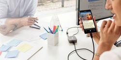Microsoft определилась со стоимостью Display Dock для смартфонов