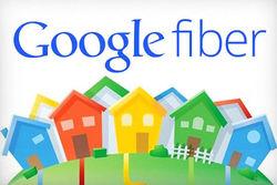 Google планирует расширить свою высокоскоростную сеть Fiber
