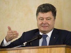 Кабмин проведет выездное заседание на Донбассе – Порошенко