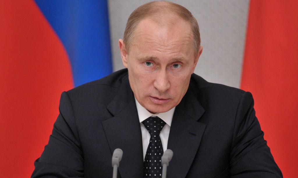 Путин предостерег чиновников отложных отчетов овыполнении «майских указов» словами Ленина