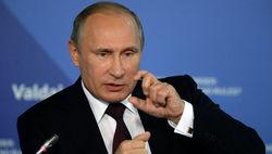 Путин потребовал от «Газпрома» взять часть долга с Киева