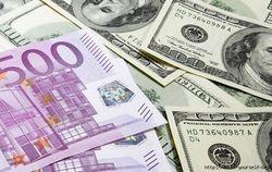 Курс евро на Forex снижается в отношении доллара