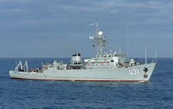 Морпехи ВСУ в Феодосии готовятся к эвакуации в Украину