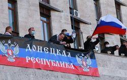 Баркашов учит, как обеспечить 100 процентов на псевдореферендуме в Донбассе