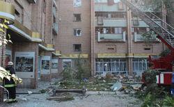 У пострадавшего от взрыва в 9-этажке в Харькове до 90 процентов ожога кожи