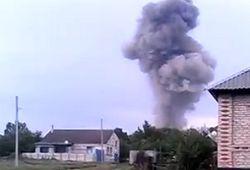 Бой в Александровске: уничтожен склад боеприпасов воинской части