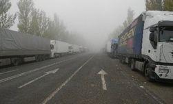 РФ обвинила Украину в транспортном коллапсе на границе: убытки растут