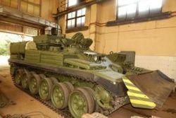 Львовский бронетанковый завод передал Минобороны партию БРЭМ-1