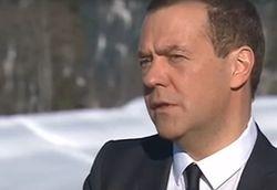 В Еврокомиссии назвали обманом слова Медведева о краже газа Украиной