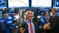 Паника на фондовых биржах США