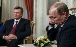 Что ждет дружбу Путина и Януковича?