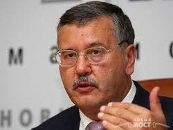 Гриценко требует срочного созыва Рады для отстранения Турчинова