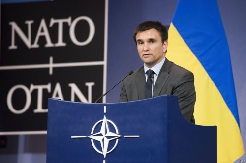 Климкин объявил, что Украина сумеет обеспечить стратегические транспортировки НАТО