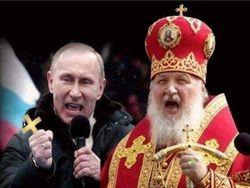 Российская православная церковь стала частью гибридной войны против Украины