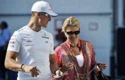 Супруга Шумахера инвестирует 16 млн. долларов в клинику для мужа