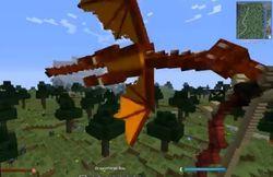 Моды Minecraft: представлено новое обновление Smaug Mod