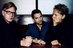Гитарист Depeche Mode