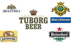 Названы самые известные торговые марки пива России в марте 2015г.
