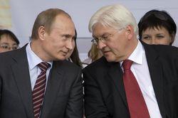 Штайнмайер против встречи с Путиным на саммите G7