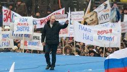 Рейтинг Путина среди россиян вырос до рекордного показателя – опрос